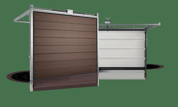UniTherm sectional door | LEWANDOWSKI