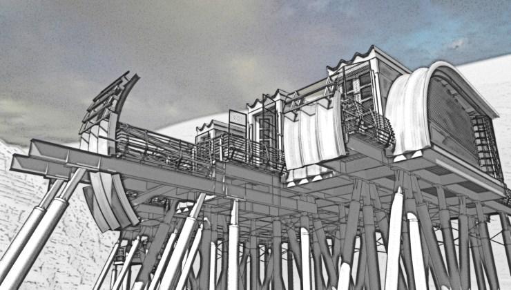 Stormhouse (2008) alternate rendering