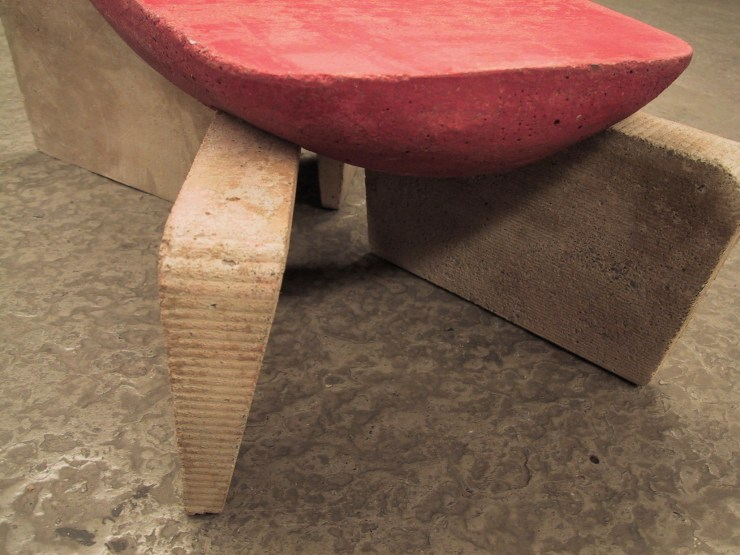 Corb table (2002) detail