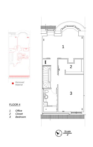 Floor 4 Plan - click to go to Plans & Elevations album