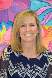 Mrs. Cynthia 'Cindi' Messina, K-8 Art Teacher at St. Raphael School in Raleigh, is the Recipient of the 2014-2015 Msgr. Gerald Lawrence Lewis Award for Excellence in Teaching