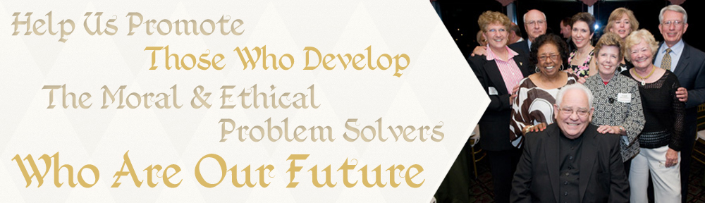 The Moral and Ethical Problem Solvers Who Are Our Future