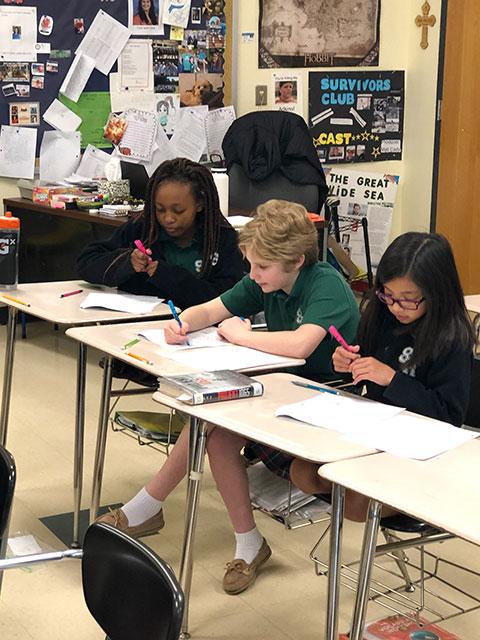 04 Nicole Adkins, St. Raphael Catholic School, Raleigh