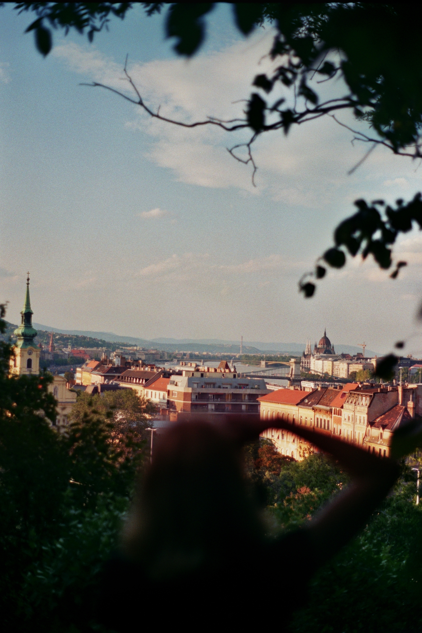 Budapest, 2017, film photography, Lewis Isbell