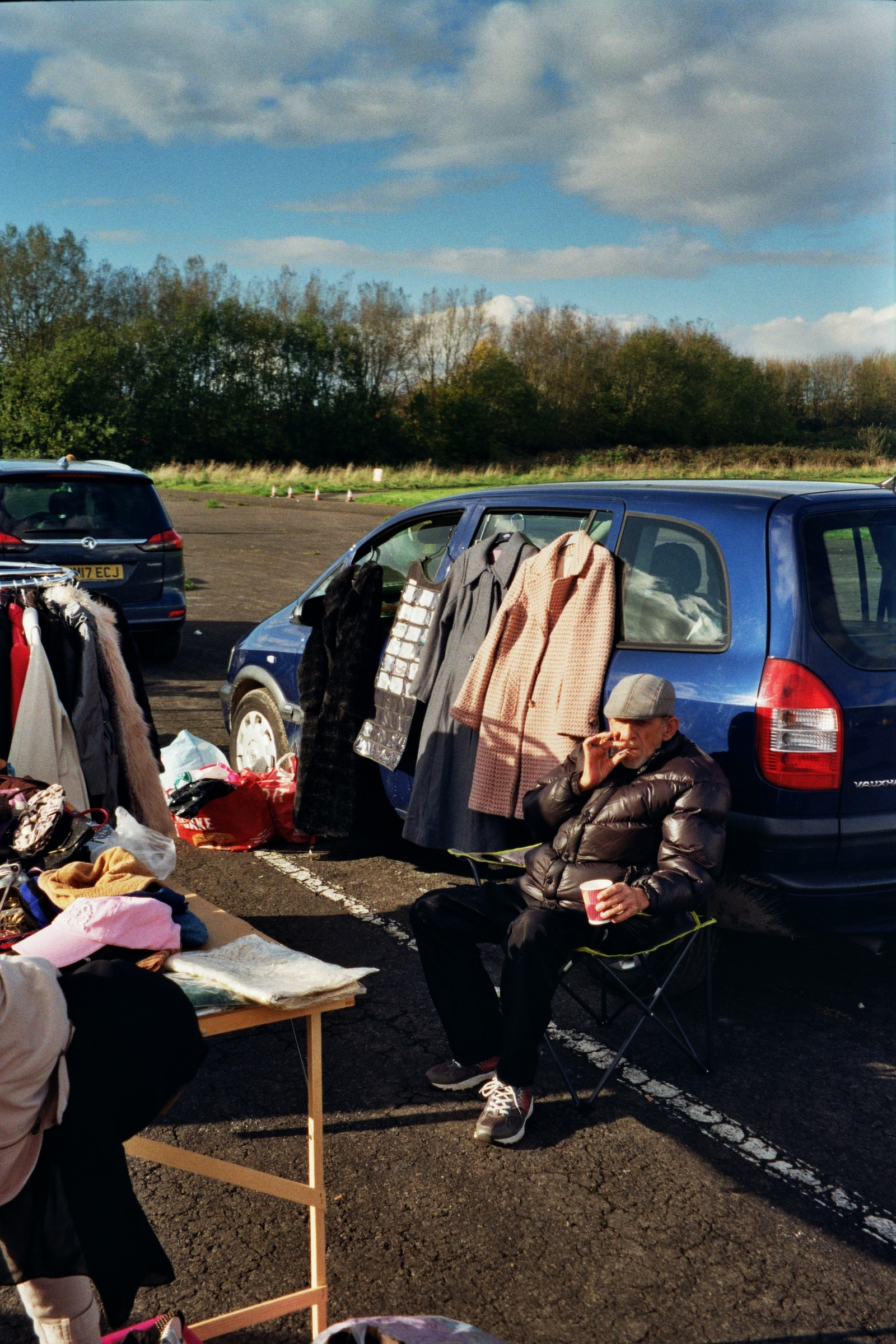 whitchurch carboot sale, bristol, 2017, Lewis Isbell