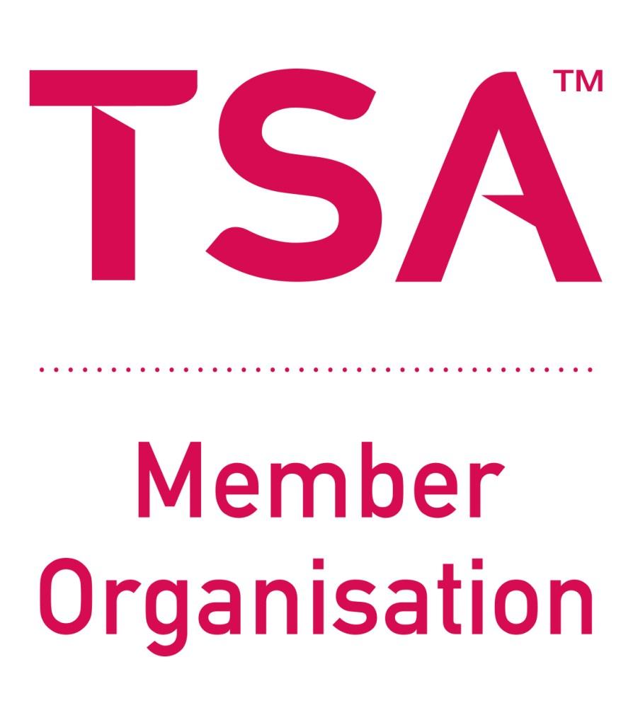 TSA member logo