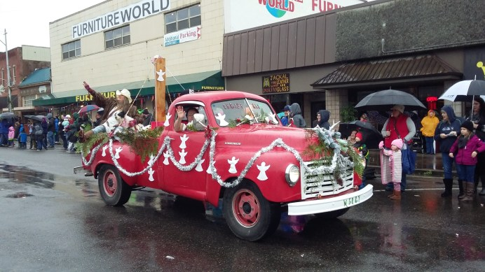 Santa Parade 11
