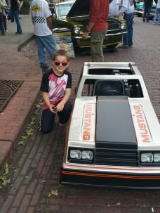 Hub City Car Show Kids