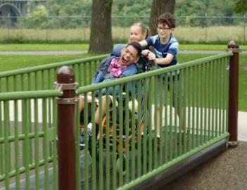 ADA Penny Playground