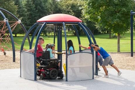 We Go Round Penny Playground