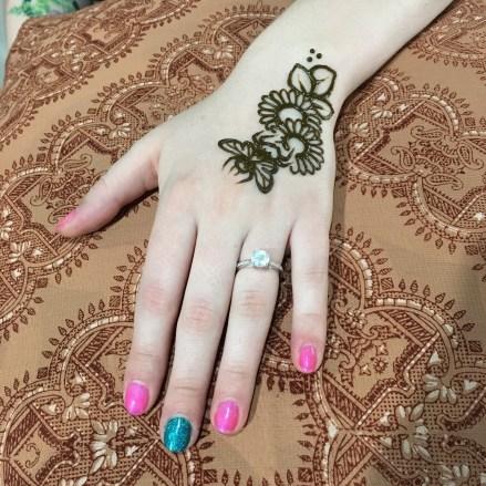 Suno Henna Flowers by Suno Henna