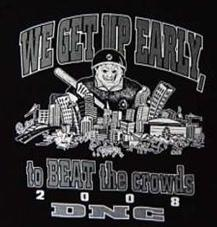 Beat The Crowds Shirt
