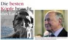 Zeitung - Interviews