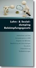 Lohn- und Sozialdumping Bekämpfungsgesetz (Cover: dbv)