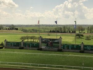 Keeneland Racing Event