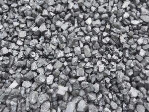 an array of coal