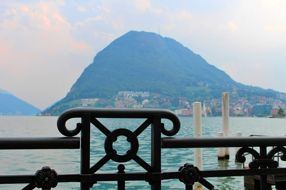 Road Trip Adventure to Lugano, Switzerland