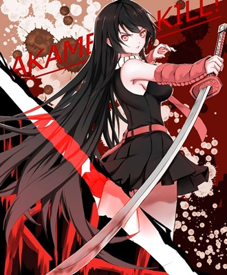 akame__akame_ga_kill___by_yukirito92-d7wdbr5