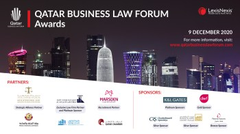Qatar Business Law Forum and Awards 2020 | 9 December 2020 **DUPLICATE**