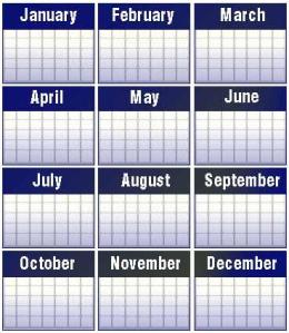 Months of The Year (GiveMeSomeEnglish!!!)