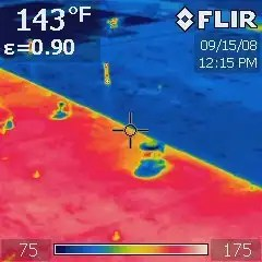Infrared Thermography @ Richmond Baking