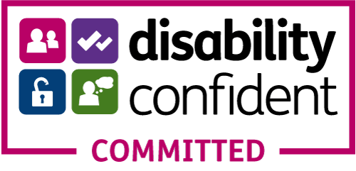 04 Disability Confident Committed Badge