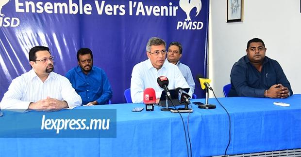Xavier-Luc Duval: «Ivan Collendavelloo était un danger pour le pays…»