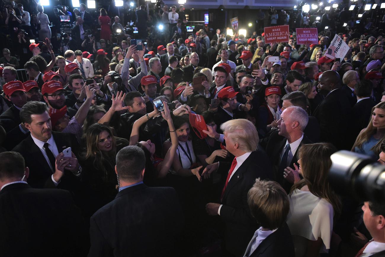 Resultado de imagen de youtube Donald Trump élu président des États-Unis