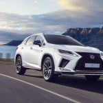 Lexus Rx 5 Seat And 7 Seat Large Sports Suv Lexus