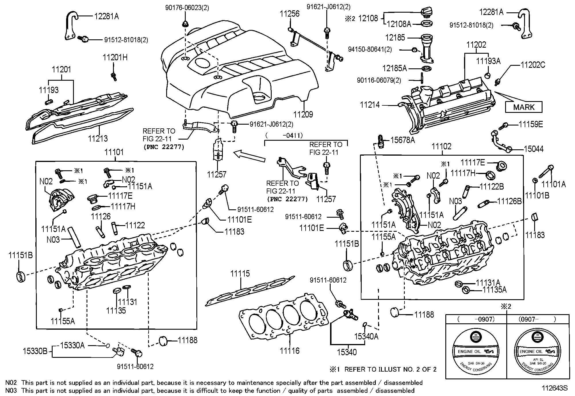 Lexus Gs300 Parts