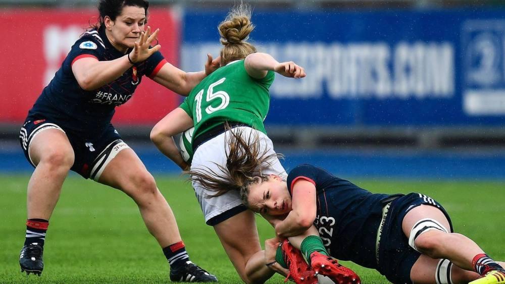 les bleues arrachent le bonus rugby france xv de départ 15 tournoi 6 nations féminin
