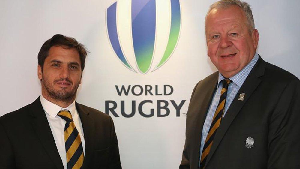 world rugby unification de l'identité numérique rugby international xv de départ 15