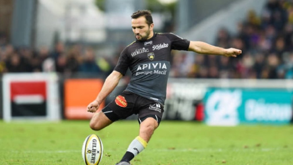 alexis balès prolonge son contrat jusqu'en 2021 rugby france top 14 la rochelle résultats classement xv de départ