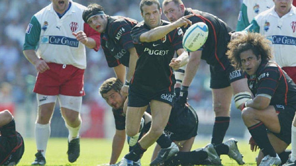 clap de fin frédéric mihclak lyon lou rugby france top 14 xv de départ 15 retraite légende