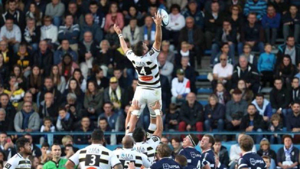 la rochelle termine l'année en beauté rugby france top 14 xv de départ 15 agen