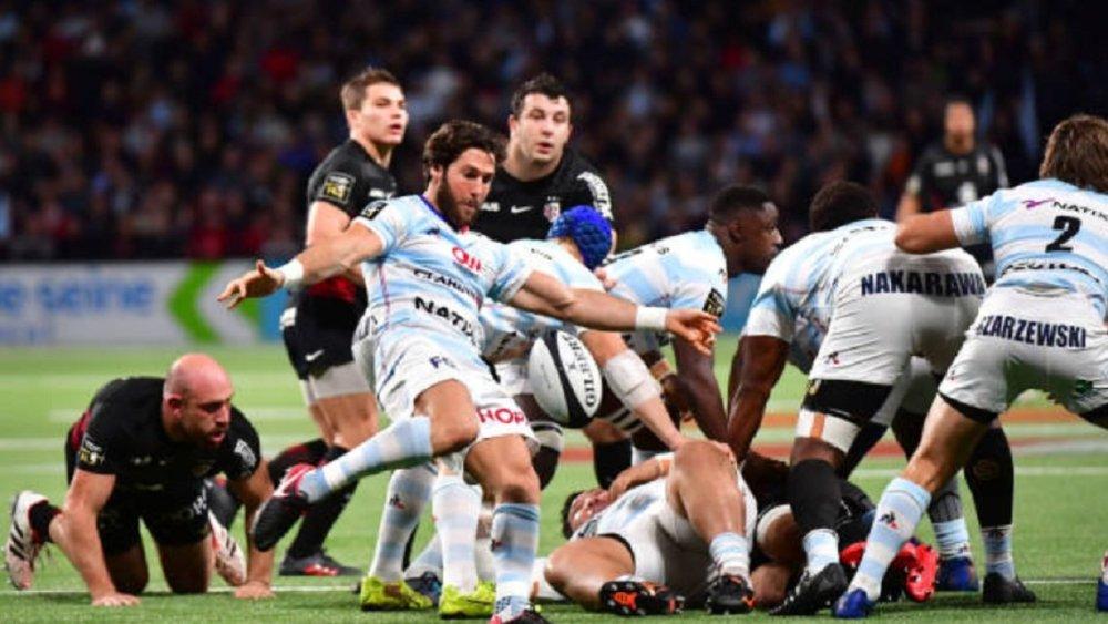 top 14 racing 92 une première réussie U arena rugby france top 14 xv de départ 15
