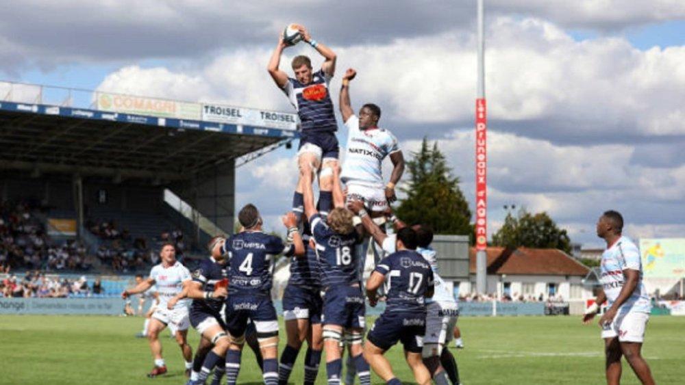 rugby top 14 agen en pleine rédemption xv de départ 15 résultats classement