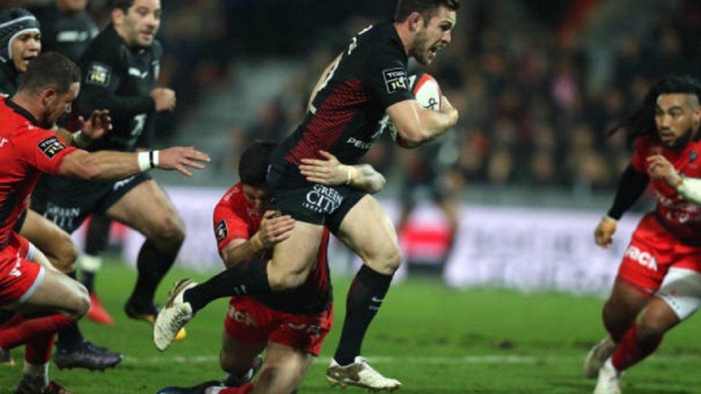 rugby france top 14 xv de départ 15 boring day entre toulouse et toulon