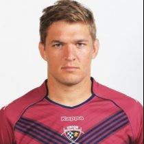 rugby top 14 fiche joueur jandre marais xv de départ 15 ubb