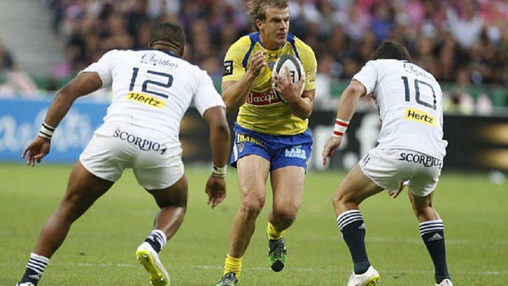 top 14 clermont rougerie rejoint l'infirmerie rugby france xv de départ 15