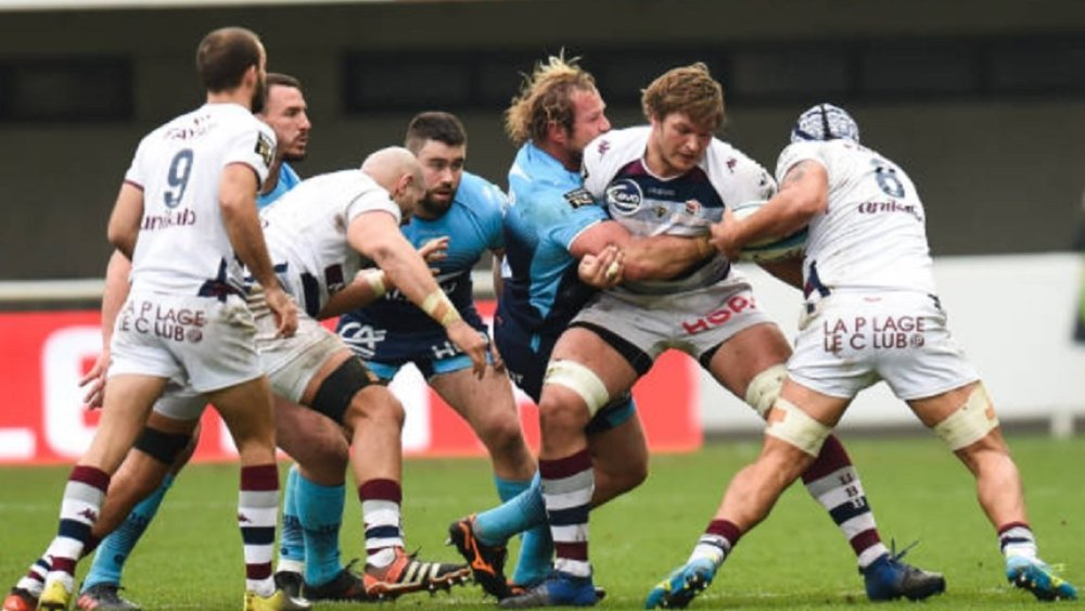 top 14 montpellier s'impose à l'expérience rugby france xv de départ 15