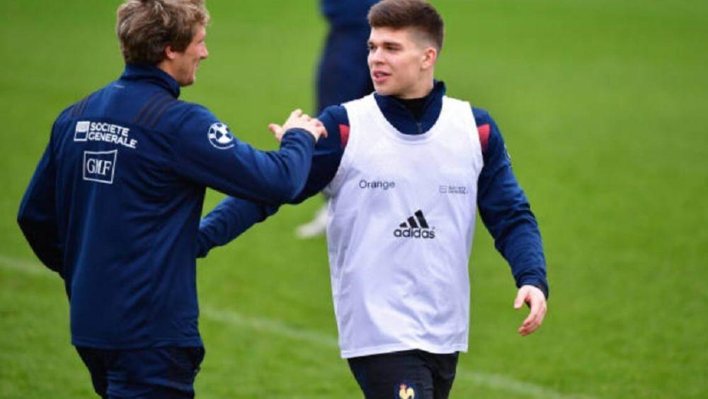 xv de france matthieu jalibert blessé contre irlande rugby xv de départ 15