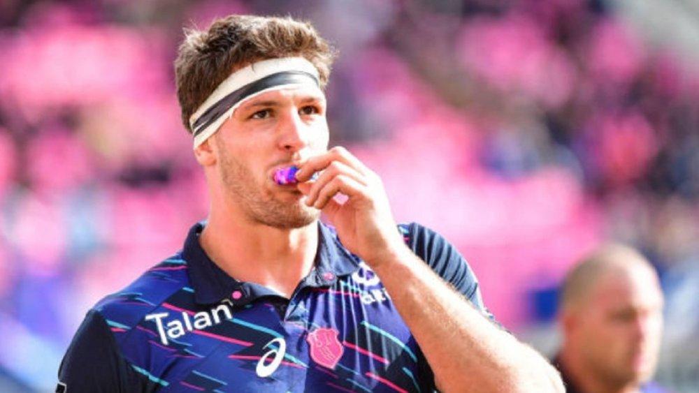 top 14 stade français 3 semaines pour flanquart rugby france xv de départ 15