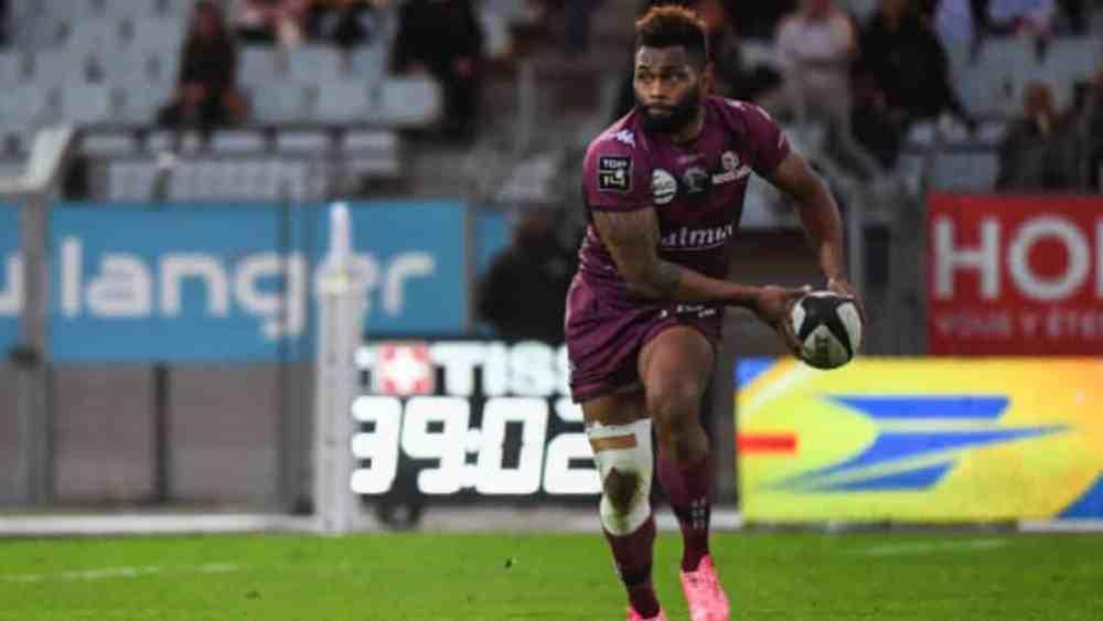 top 14 ubb talebula n'ira pas jusqu'au bout de son contrat rugby france xv de départ 15
