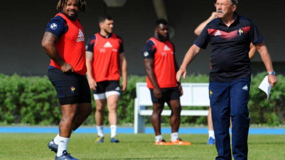 mondial 2019 trois matchs pour les Bleus rugby international xv de départ 15