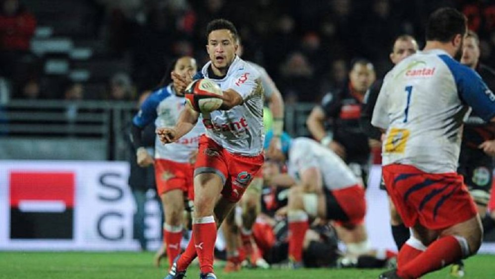 top 14 grenoble recrute théo nanette rugby france xv de départ 15
