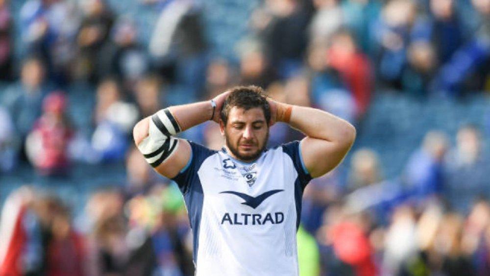 top 14 kubriashvili quitte montpellier pour un promu rugby france xv de départ 15