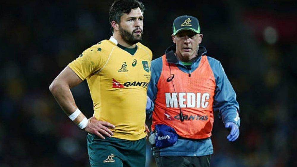 australie ashley-cooper de retour rugby international xv de départ 15