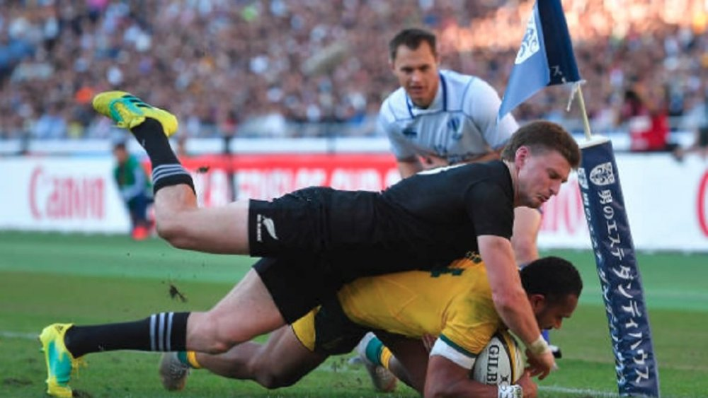 international 3 sur 3 pour les all blacks rugby xv de départ 15