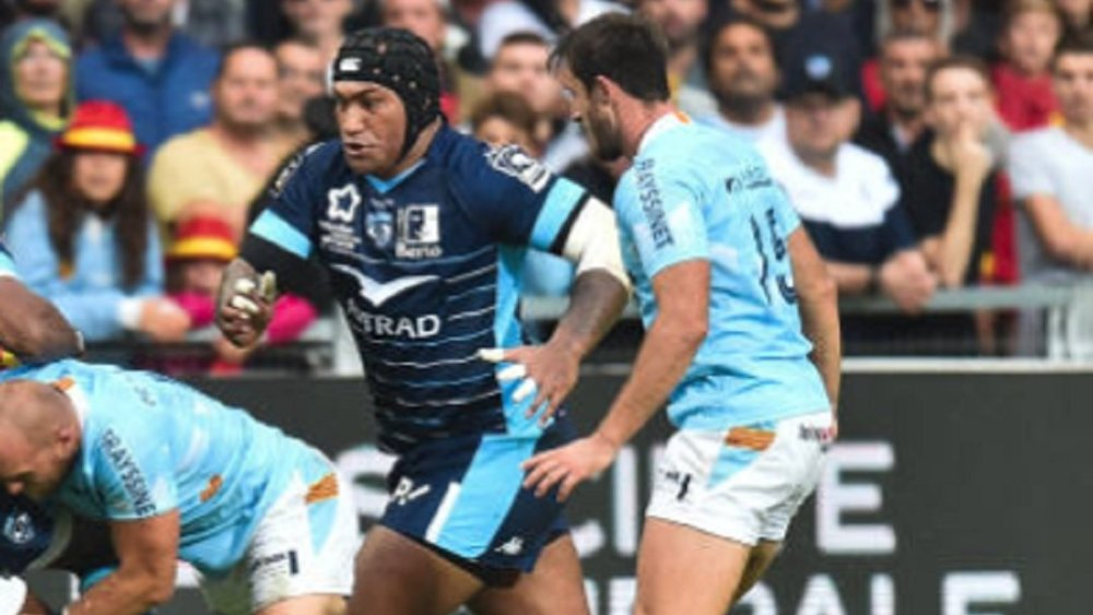top 14 montpellier nadolo absent 4 mois rugby france xv de départ 15